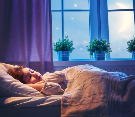 Cuántas horas debería dormir un niño
