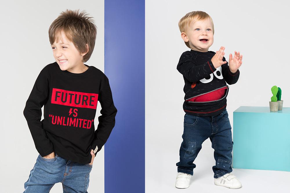 outfit de los niños
